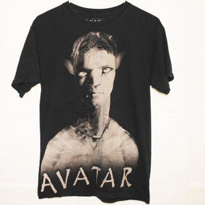 Avatar vintage Jake Sully T-Shirt 2009 Size Small